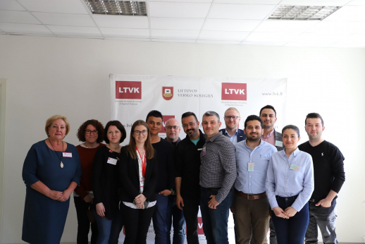 LTVK Easmus + staff week