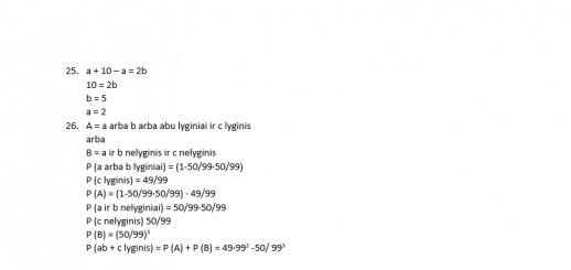 btc 1 semestro matematikos egzamino popierius carteira fisica bitcoin