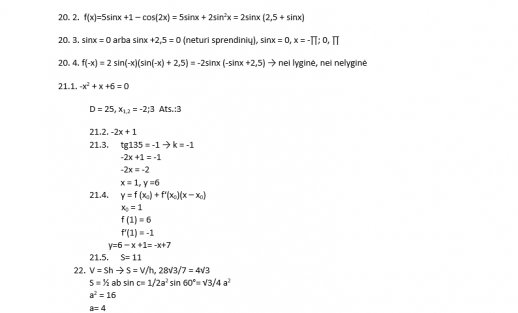 Taikomoji matematika